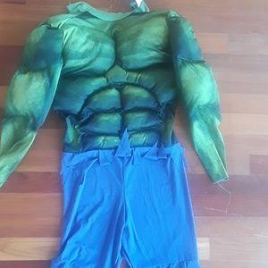 Marvel Avengers Incredible Hulk Halloween costume